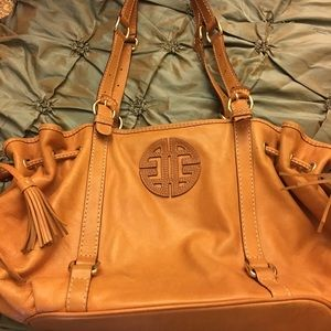 Antonio Melani Vacheta leather bag